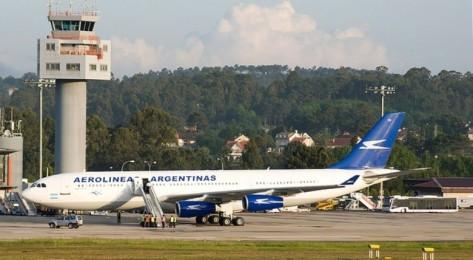 A340 Aerolineas Argentinas