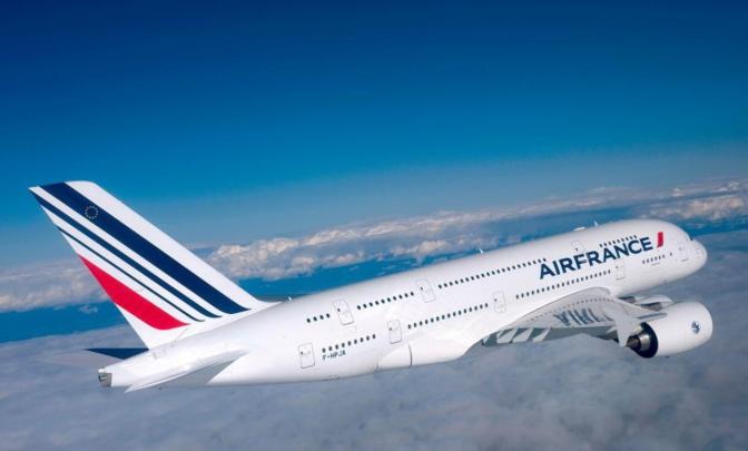 AU REVOIR AIR FRANCE
