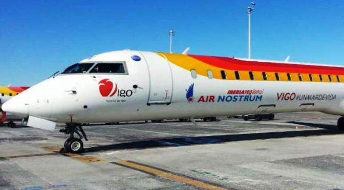 AIR NOSTRUM SELECCIONARÁ TRIPULANTES DE CABINA EN VIGO