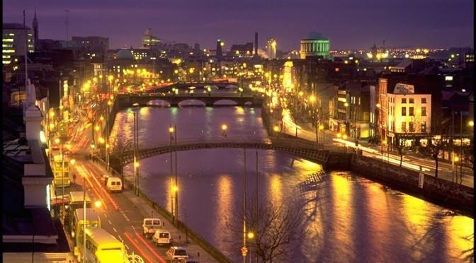 DUBLIN: PRIMER DESTINO EUROPEO DE RYANAIR EN VIGO