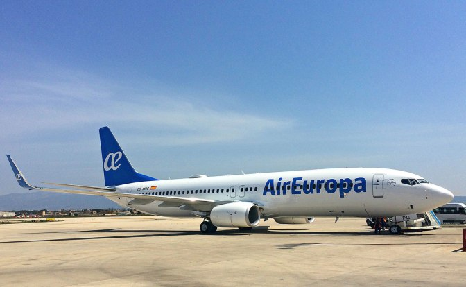 AIR EUROPA REFUERZA SU APUESTA POR LA RUTA A MADRID, CON 14.000 PLAZAS ADICIONALES EN TEMPORADA DE INVIERNO