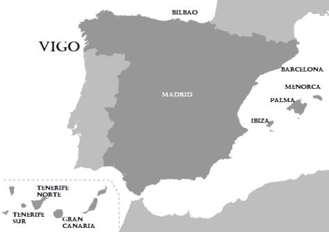 ROUTE MAP VGO21